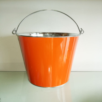 Metal cold tin bucket for sale
