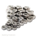 Factory Low Price M3 Steel Hexagon Nuts