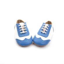 Walker Fancy Baby Leather Oxfords Shoes