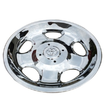 Stainless Steel Cover-Up Hub Covers