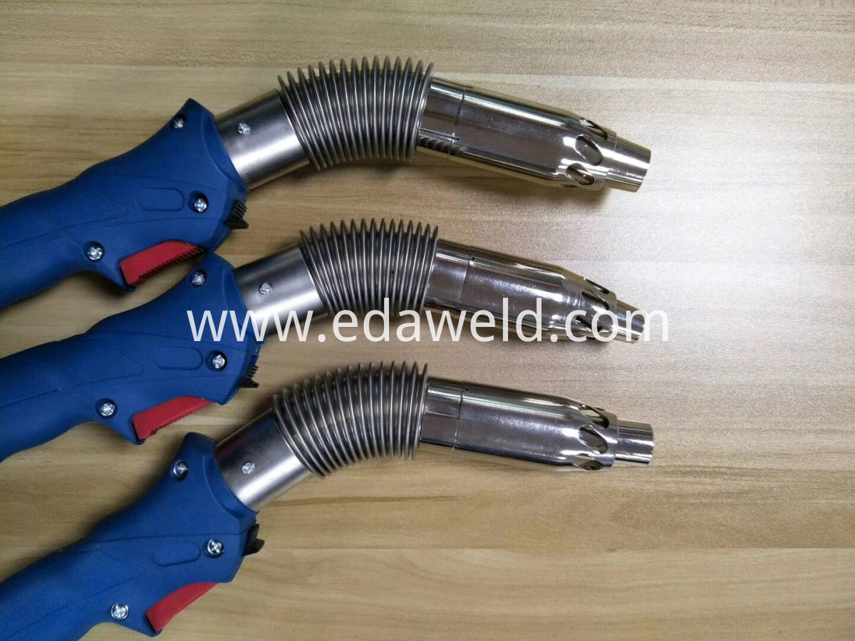 Welding Fume Extraction Torch 2