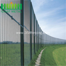 358 Airport Security Fence Airport Welded Wire Mesh