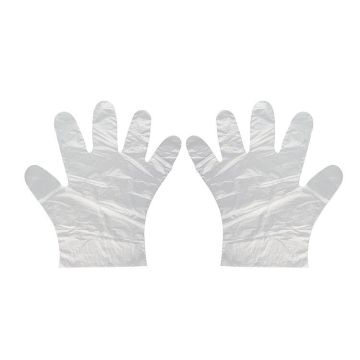 High quality disposable pe glove