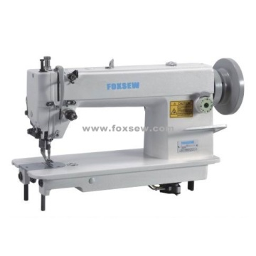 Heavy Duty Top and Bottom Feed Lockstitch Sewing Machine