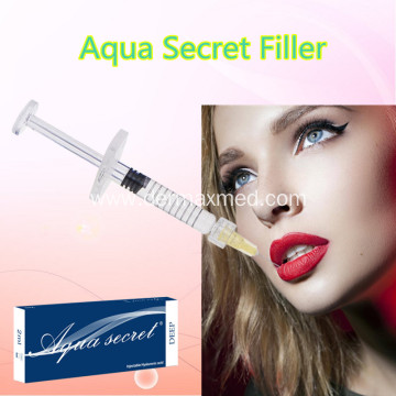 Injectable Lip Filler for Lip Augmentation