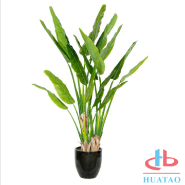 Wholesale Fabric Artificial Plant Potted For Decor