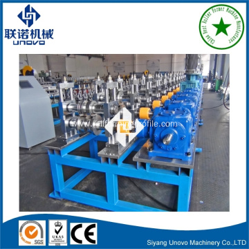 solar panel rack roll forming machine