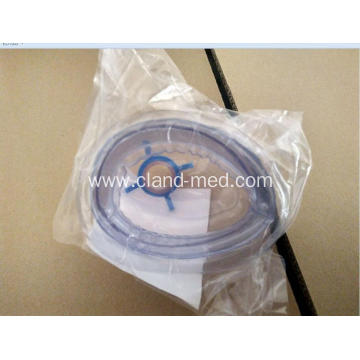 Good Price PVC Clear Medical Anesthesia Face Mask