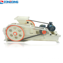 High efficient smooth toothed roll crusher for sale