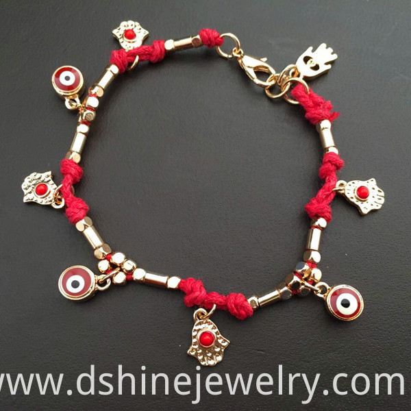 Evil Eye Wholesale Bangle Bracelet