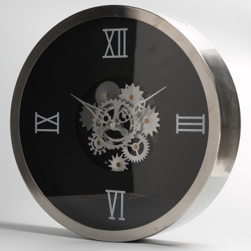14 Inches Metal Gear Wall Clock