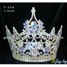 AB Crystal Crown pageant tiaras