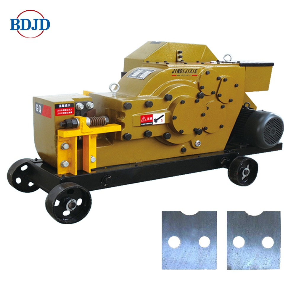 Steel Cutting Machine for Parallel Thread Splicing