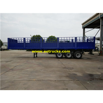 40 Ton Bulk Box Van Semi Trailers