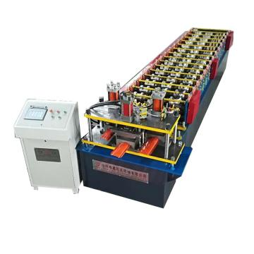 2019 automatic metal fence roll forming machine