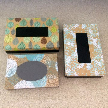 19cm*20cm box facial tissue
