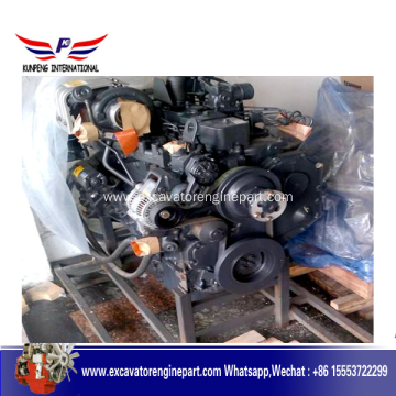 Komatsu Diesel Engine 6D114 For Construction Machinery