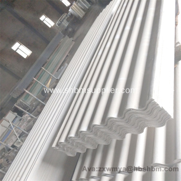 Low-price Roofing Material Fireproof MgO Corrugated Sheets