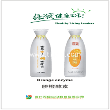 Good Quality for Enzyme Essence Liquid Gannan navel orange extract supply to Cape Verde Importers
