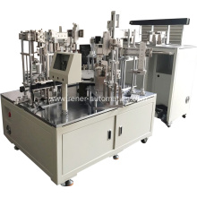 Non-Standard Automatic Assembly Line for Valve