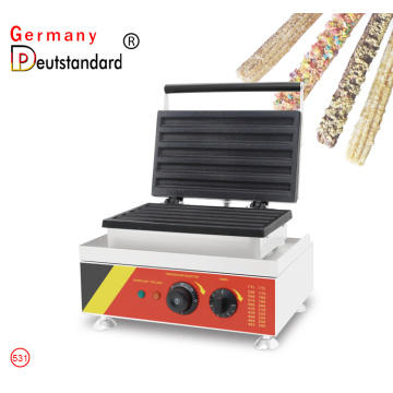 5 pcs long churros baking machine