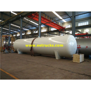 50tons Industrial LPG Aboveground Tanks