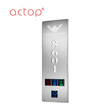 Competition Intelligent Doorplate System For Smart Hotel