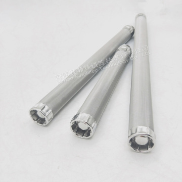 316L Stainless Steel Candle Filter Elements