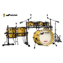 PVC 7 Pieces Drum Set
