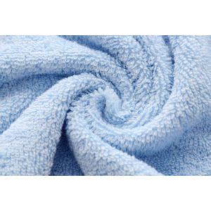 China Gold Supplier for Bath Towel Luxury Navy Blue Bath Towels with Double Satin export to Indonesia Supplier