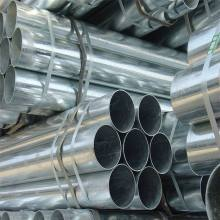 Competitive Price for Hot Galvanized Seamless Steel Pipe Q235 48mm Carbon Steel Tube supply to Kazakhstan Importers