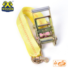 Industrial Transport Truck Tie Down Ratchet Strap