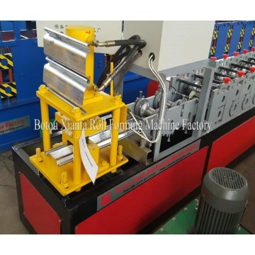 Hydraulic Rolling Shutter Door Roll Forming Equipment