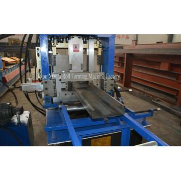 Quick Change Size CZ Purlin Forming Machine