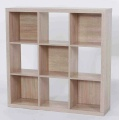 High quality melamine mdf bookcase