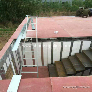 High Strength Impact Resistant Magnesium Oxide Floor Board