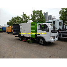 Dongfeng 6000L Airport Runway Sweepers