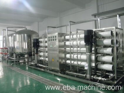 Reverse Osmosis Water Machine System