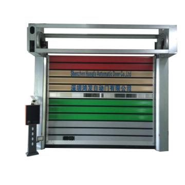Automatic Aluminum Spiral High Speed Rolling Door