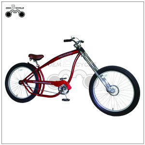 24-26 Hot Selling Big Tire Chopper Bicycle