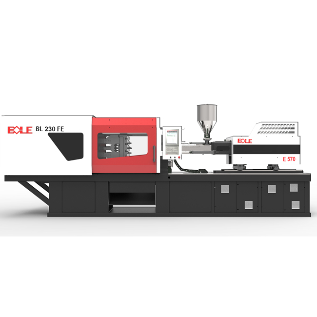 BL230FE standard electrical inject molding machine