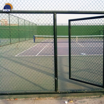 1.8m hight chain link fence