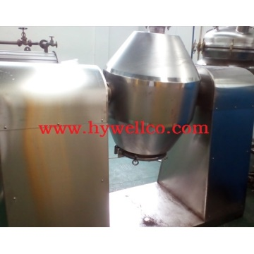 Electromagnetic Material Double Cone Vacuum Dryer
