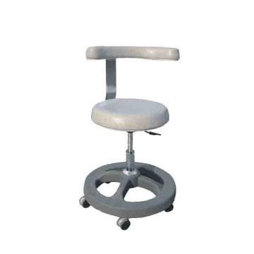 Retractable rotating large swivel chair