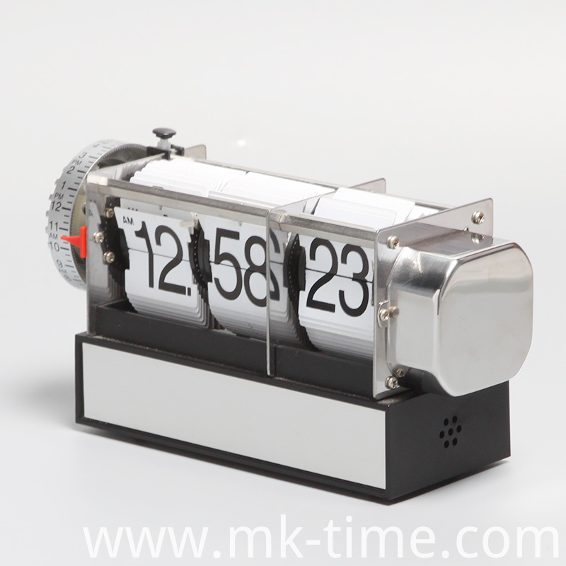 Metal Alarm Clock