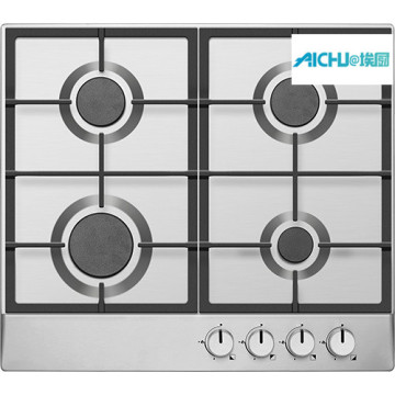 4 BurnerGas Stove Model In India Kitchen Hob