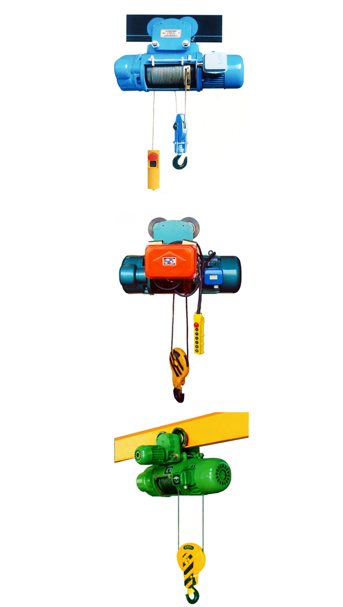 Explosion Proof Wire Rope Electric Hoist