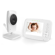 Wireless LCD Video Baby Monitor Nurse Camera