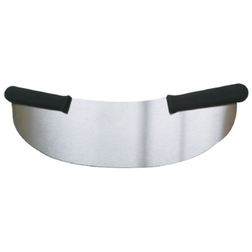 Stainless Steel Pizza Cutter Rocker Blade