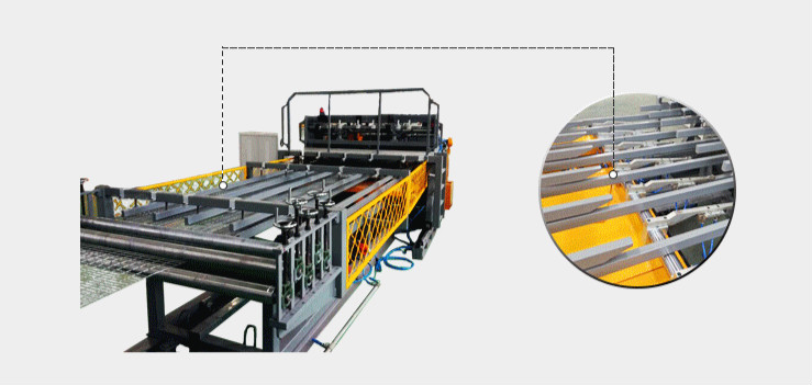 Factory China Wire Mesh Machine